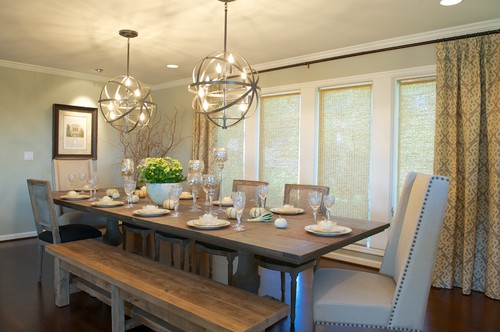 update: dining room makeover |