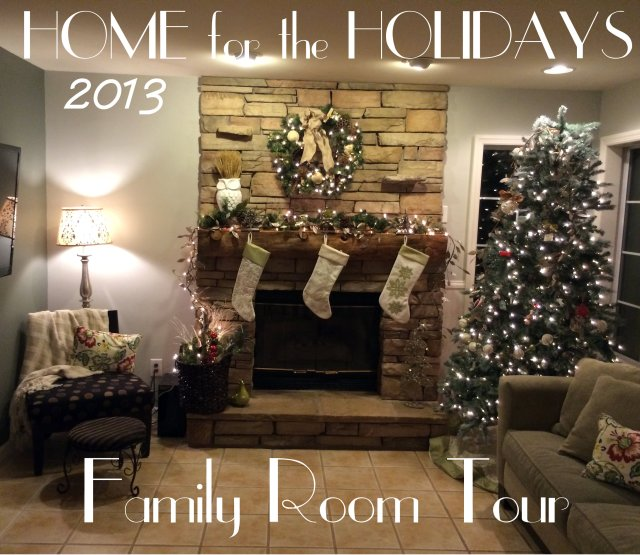 Holiday Family Room 2