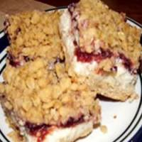 Foodie Friday: Cranberry Cream Cheese Bars