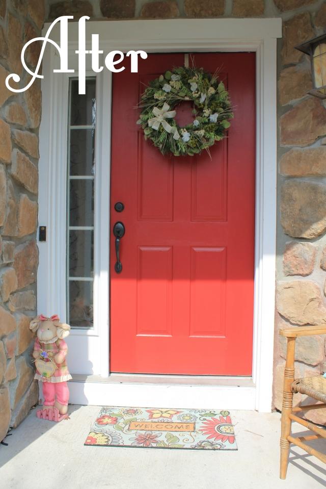 Front Door After 2