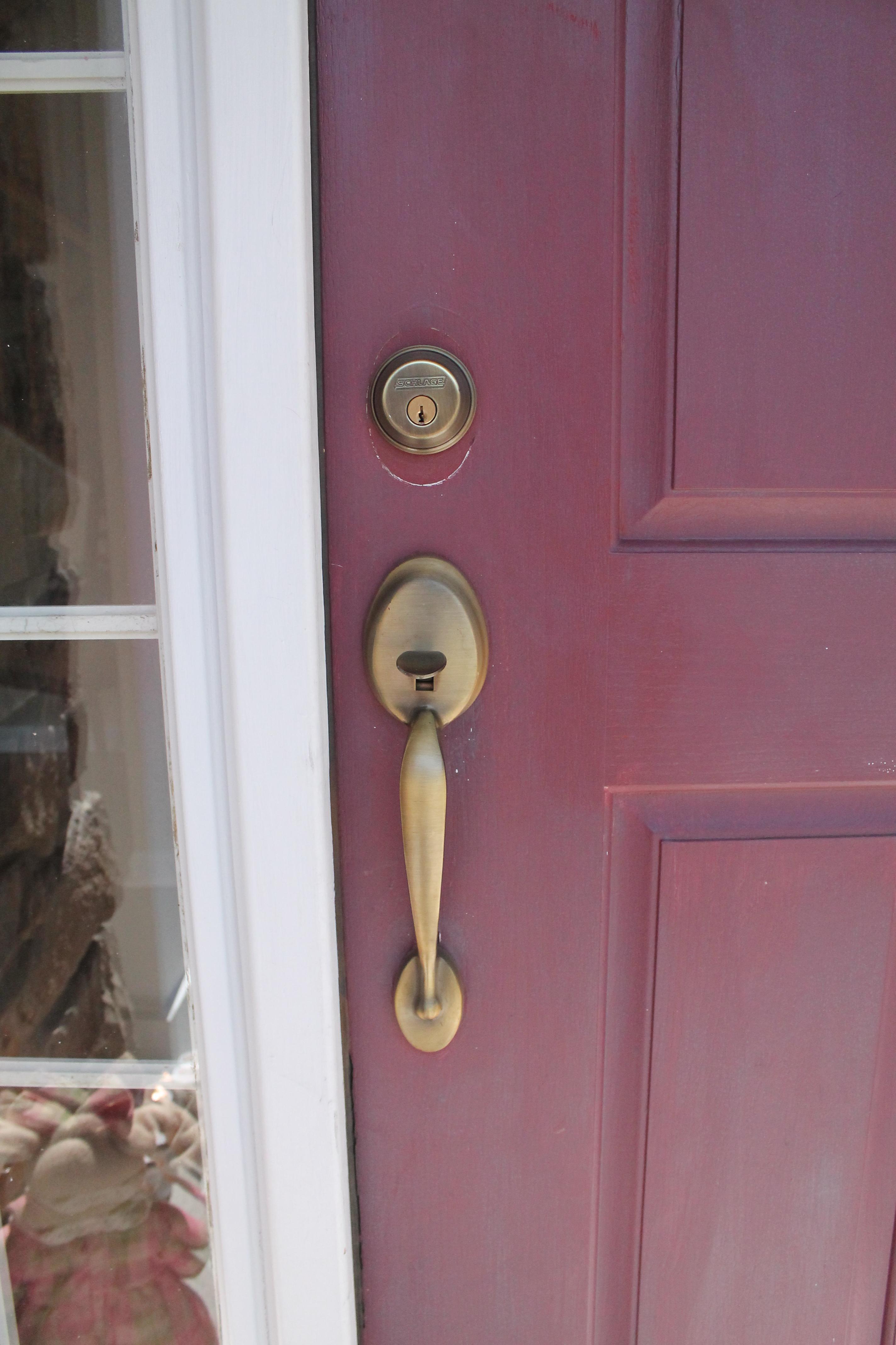 Fabulous Front Door Face Lift Door Handles Collection Dhjemzonderlifede