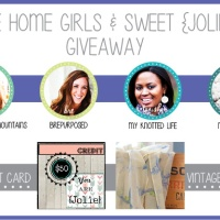 The Home Girls and Sweet{Jolie} Giveaway: Fashion and Accessories